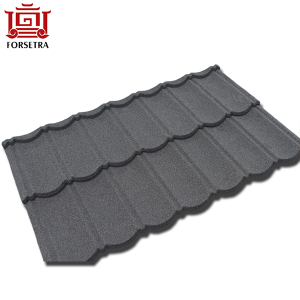 Light Weight Colorful Stone Coated Metal Roofing Sheet From Chinese Factory