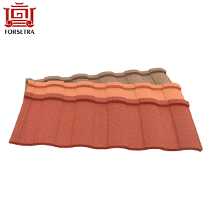 Color Stone Coated Zinc Steel Roof Sheet Price of Roofing Materials in Philippines From China Suppliers