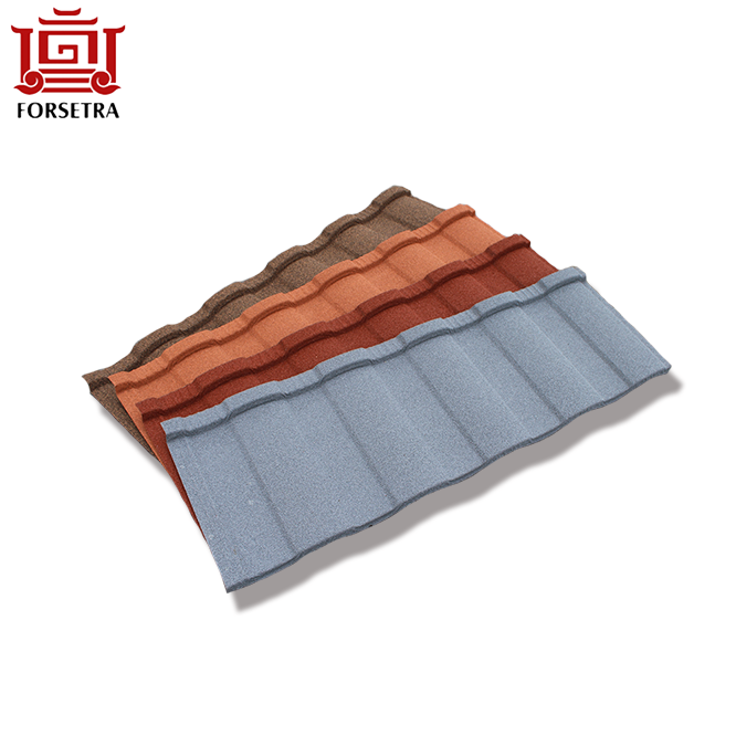 Africa Market Prices Fire Resistance Roman Alu- Zinc Sand Coated Roof Tile Terracotta Roof Tile Featured Image