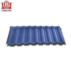 Factory Price 0.35 and 0.38 Stone Coated Roof Tile for Building Roof Construction