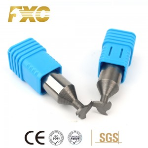 T-slot end mill