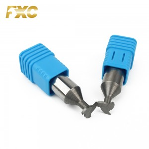 3/4 Flutes Carbide Aluminum T-Slot End Mill