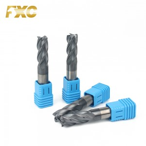 HRC45 coated Carbide Square End Mill