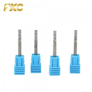 Carbide Aluminum Corn End Mill Corn milling cutter