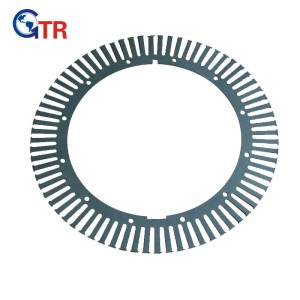 Stator for  Elevator Traction Motor