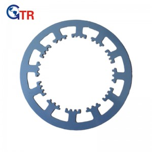 Stator lamination for Stepper Motor