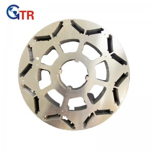 Rotor core  for Electric Driven Vehicles-Hybrid Cars