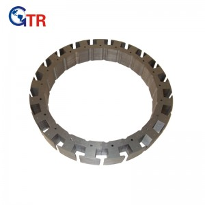 Elevator Traction Motor Stator stack