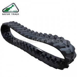 Rubber tracks 180x72KM Minirubber tracks