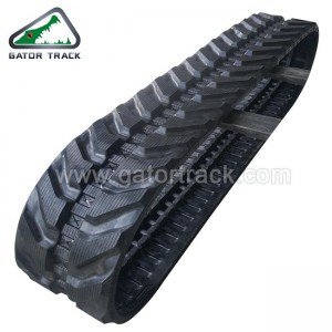 Case Cx50b Rubber Track 400×72.5×74 Mini Excavator Rubber Tracks