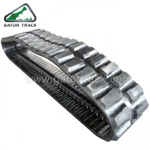 450X71X86 Rubber track for