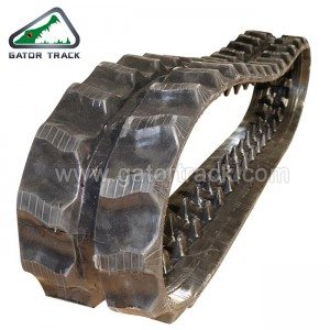 Rubber Tracks 180X72 Mini Excavator Tracks