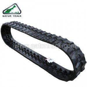 Rubber tracks 180x72YM Mini rubber tracks