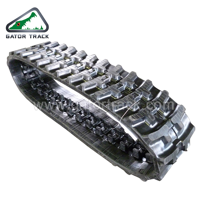 180X60x25 ruber track for Mini excavator Featured Image