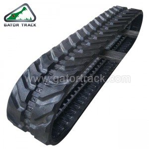 Rubber Tracks 400X72.5X74 escavadora Tracks