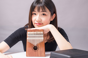 Lovely musical instrument — kalimba