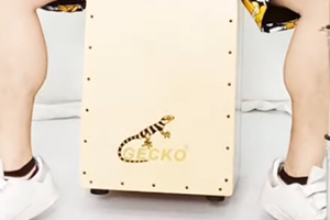GECKO Cajon CL98MS—Play by Chentong