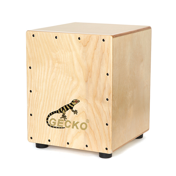 cajon ASH kahoy para sa 7-10 taon na player junior drum set