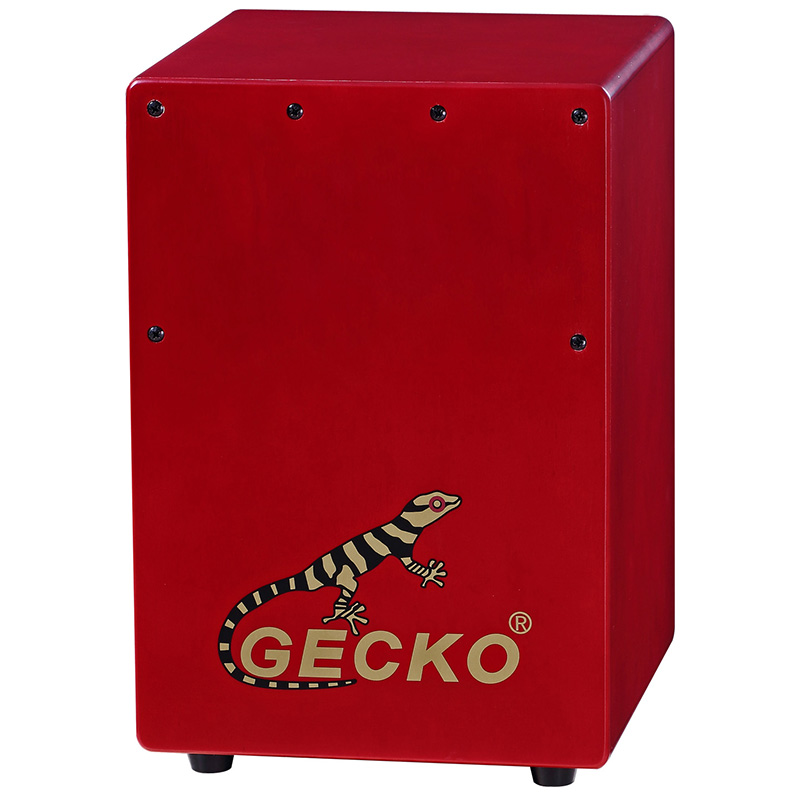 children gecko cajon drum box