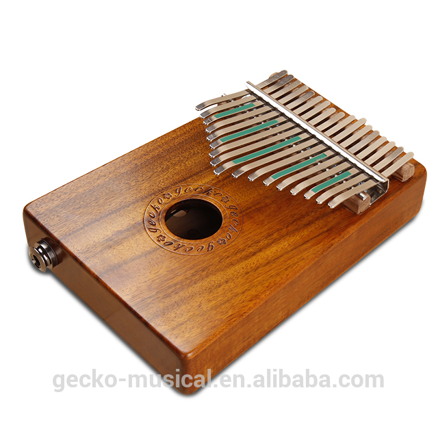 Gecko Kalimba K17K with EQ