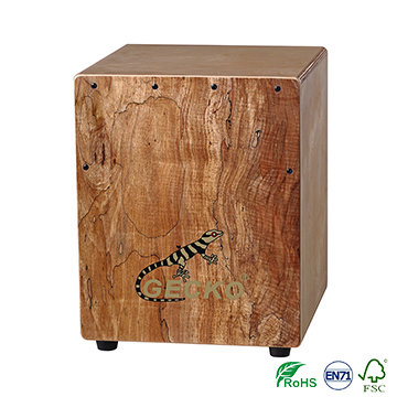 gecko mini cajon flamenco druma