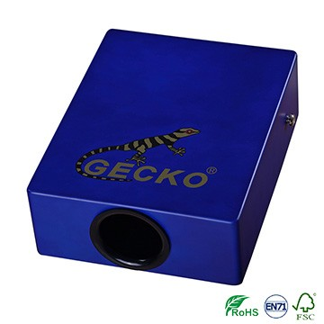 Glossy Finish Portable Cajon Drum on Sale