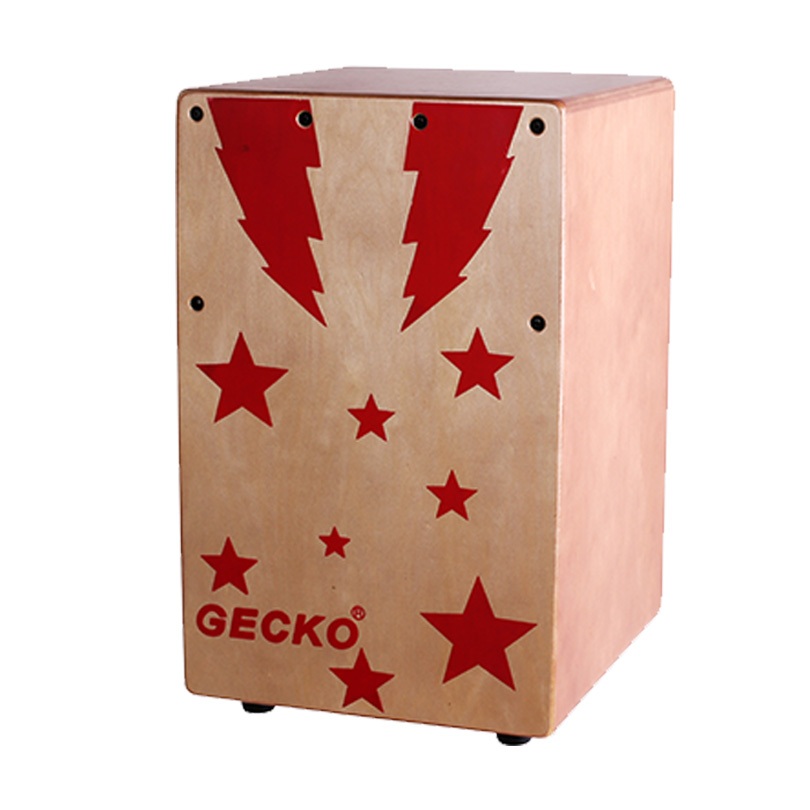 handmade cajon 4-7 years aged children teaching,special star figure Featured Image