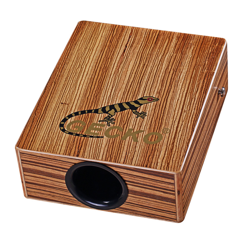 Liten Percussion Wood Cajon trommel boks