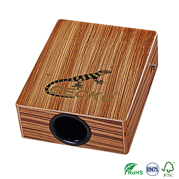 سفر سيريز cajon، 2017 نئون Percussion instruemnts، باڪس طبل، ايبل سفر cajon