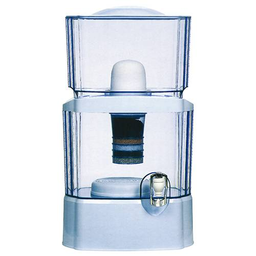 24L Mineral water filter pot  portable removable Featured Image