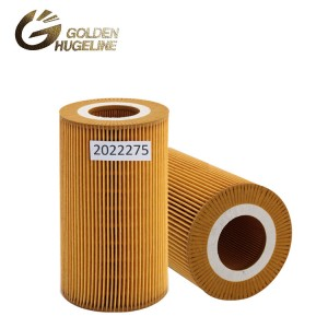 2022275 OEM Machine Engine Paper Oil Filter For Cars Auto