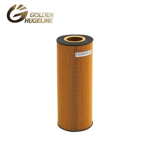 Best engine oil filter E500HD129 Oil filter for heavy duty engine