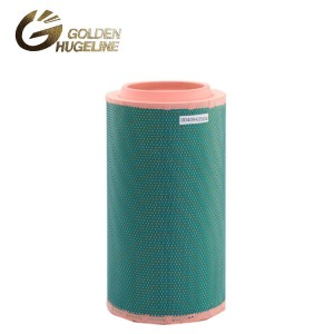 cartridge filter udara 0040943504 E603L aliran tinggi filter udara