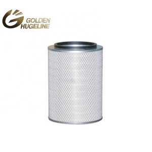 Custom made air compressor air filters factory in china oem 7Y0404 truck air filter