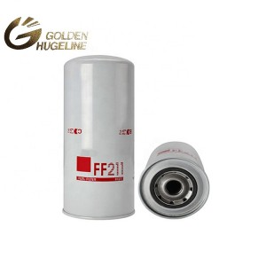 Diesel Generator engine Spare Parts P555823 FF211 N5823 Fuel Filter element