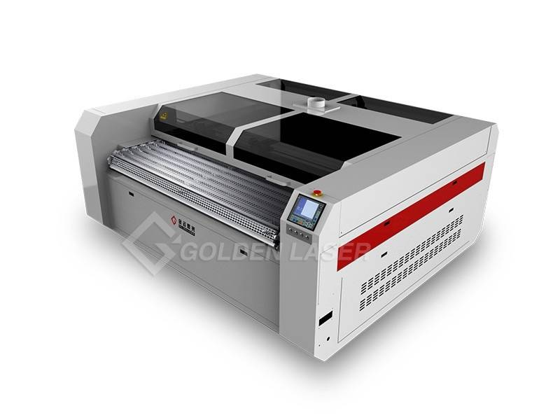 Camera Registration Laser Cutting System JGC-160100LD