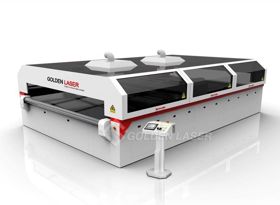 Laser Cutting Machine JMC-230230 300300LD