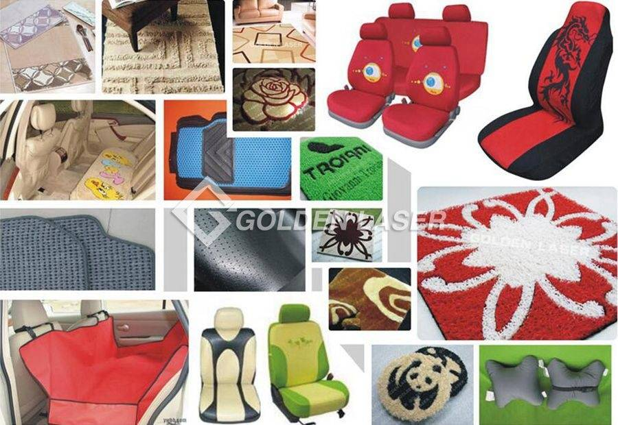 car seat cover and car mat