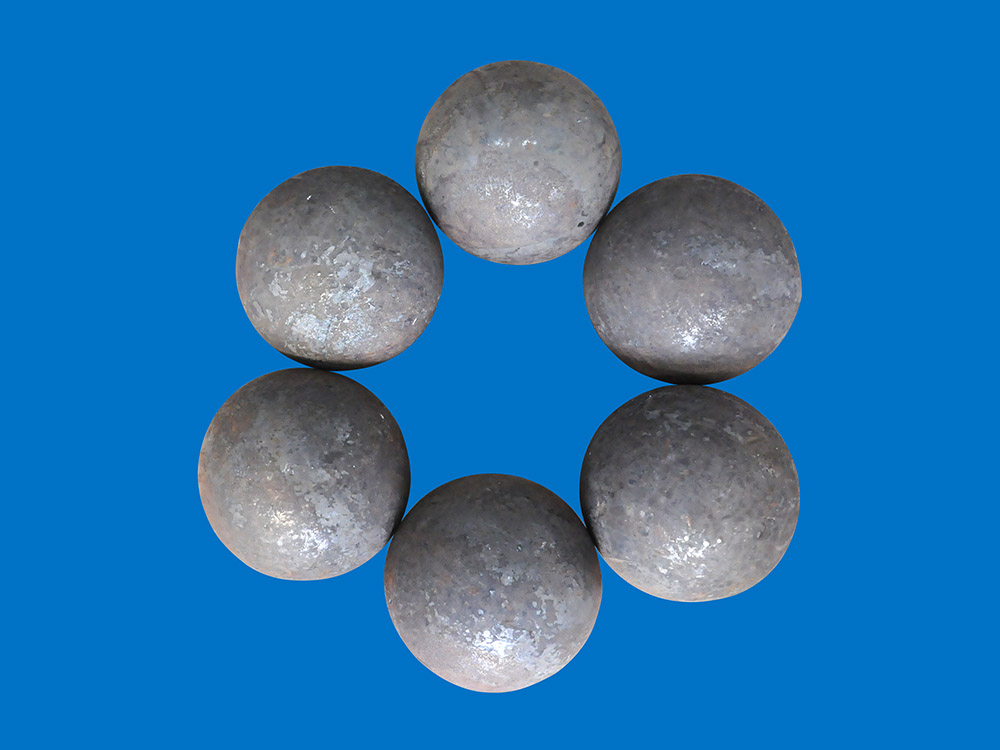 Grinding Ball For Initial Assembly SAG Mill
