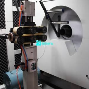 Hose Hydraulic Horizontal Double Decks Braiding Machine BFB24W-200CFS