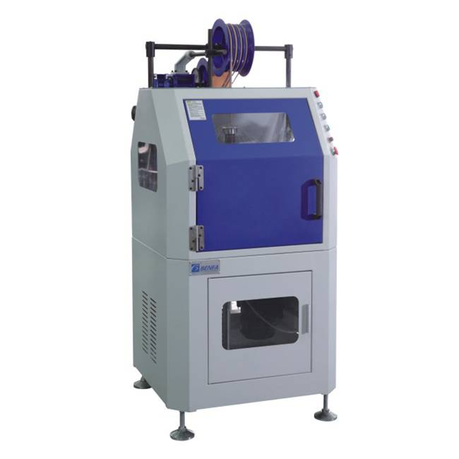 Vertical Automatic Hose Braiding Machine BFB24L-114BⅡ Featured Image