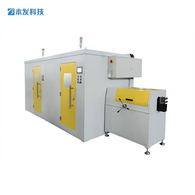 24 Carriers Horizontal Braiding Machine BFB20W-200CFS Featured Image