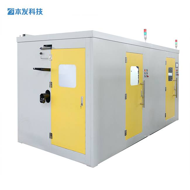 Factory Outlets Roofing Machine - Hot sale Injection Copper Die Casting Machinery – BENFA