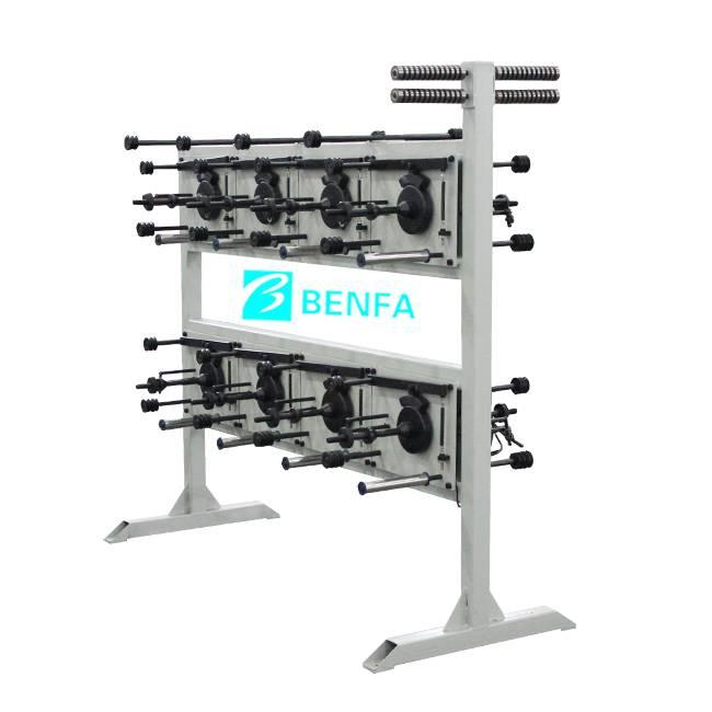 China OEM Bobbin Winding Machine For Braiding Machine - winding machine     BFBS-4B – BENFA
