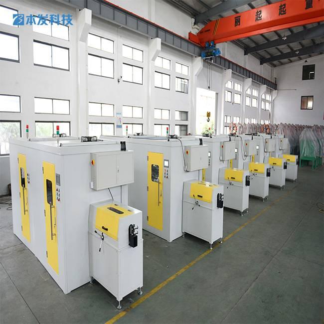 Factory wholesale Scrap Tyre Recycling Machine - 24 Carriers Horizontal Braiding Machine BFB20W-200CFS  – BENFA