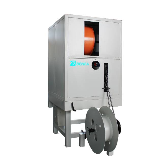 New Arrival China Two Spindles Automatic Bobbin Windere - Vertical Automatic Hose Braiding Machine BFB36L-114BF – BENFA