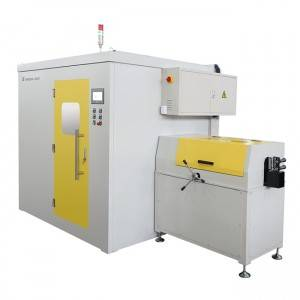 Tensile Strength Wire Single Deck Horizontal Braiding Machine BFB24W-200CF