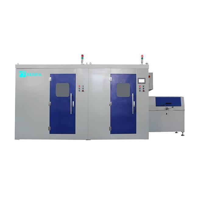 Hose Hydraulic Horizontal Double Decks Braiding Machine BFB24W-200CFS Wêne Taybete