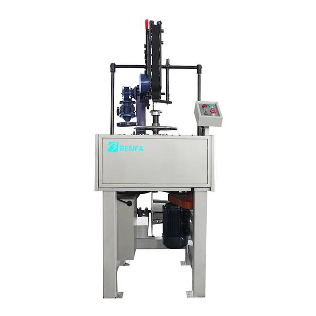 Reliable Supplier Spool Winding Machine Braiding Machinery - Vertical Traction Hose Automatic  Braiding Machine 24L-114D – BENFA