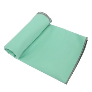 Quick dry microfiber towel for outdoor